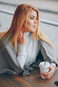 Fashion lifestyle background sit stylish