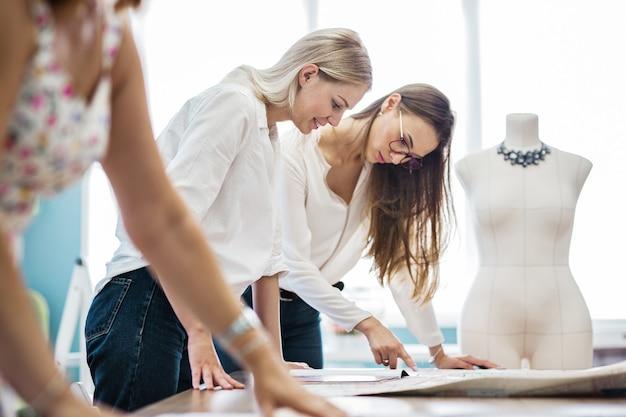 Fashion tailors workshop