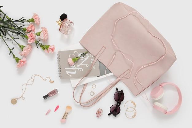 Fashion woman essentials
