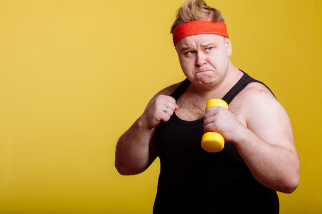 Толстяк бокс