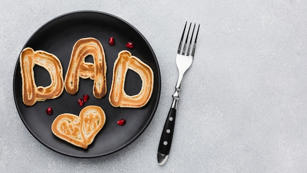 Father's day breakfast gift