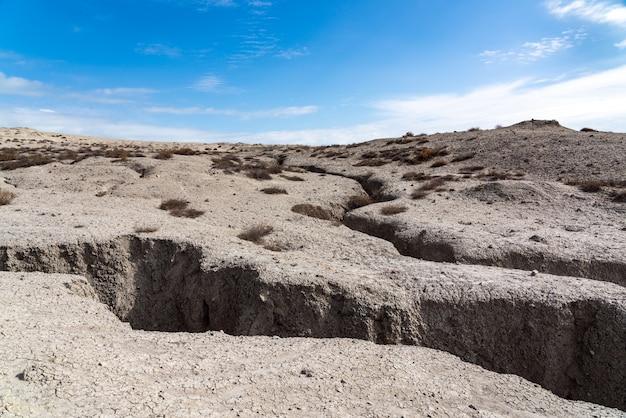 地殻の断層、地震の結果