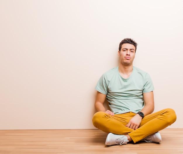 Грусть и плаксивость из-за несчастного взгляда, плач из-за негативного и расстроенного отношения