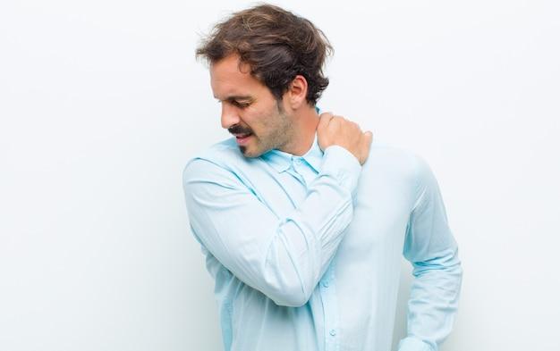 Чувство усталости, стресса, тревоги, разочарования и депрессии, боли в спине или шее