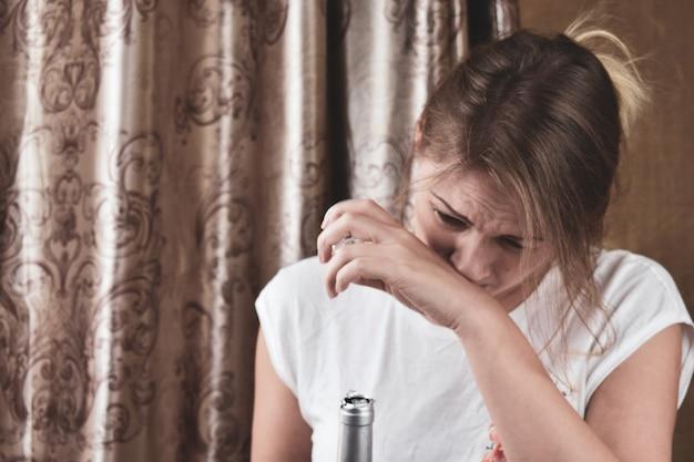 Женская зависимость от алкоголизма