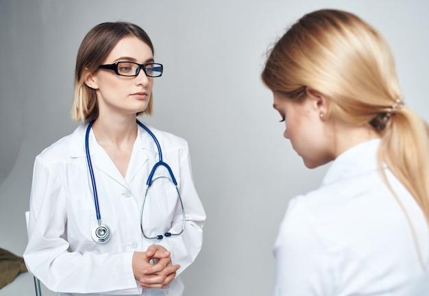 女性医師の健康診断分析分離された背景