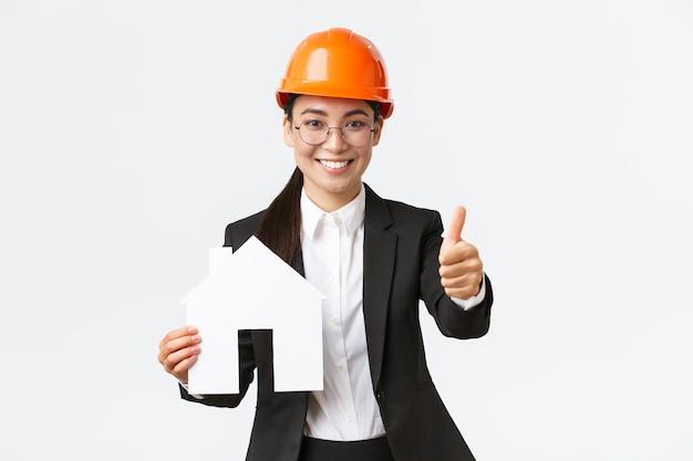 Female engineer.