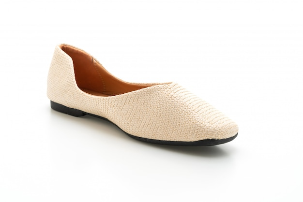 Female and woman flat shoes