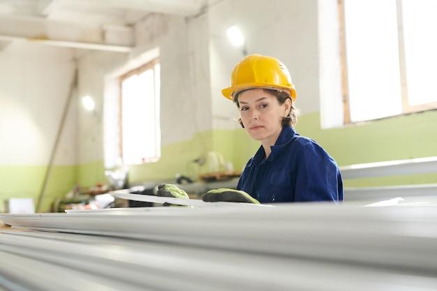 여성 노동자