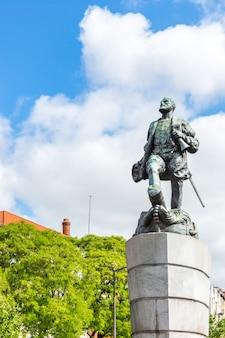 페르디난트 마젤란 동상 리스본 포르투갈