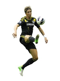 Fernando torres   chelsea premier league