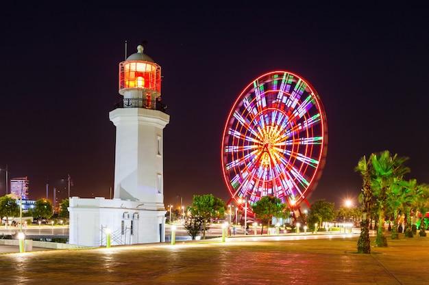 Ferris wheel, batumi