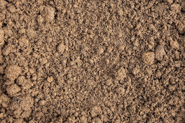 Fertilizer dirt soil texture