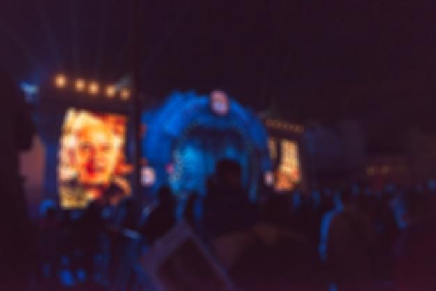 Il concerto del festival mostra sfondi temi sfondi