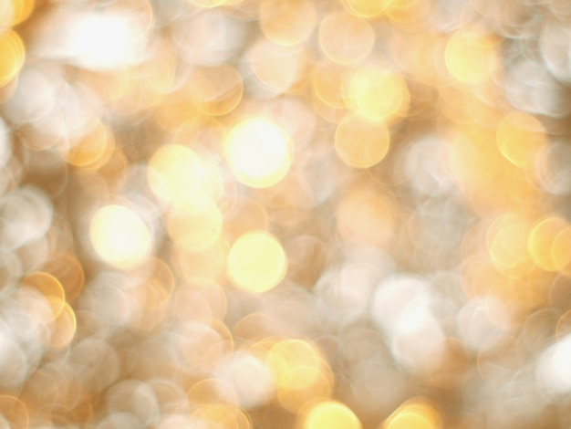 Festive bokeh abstract background