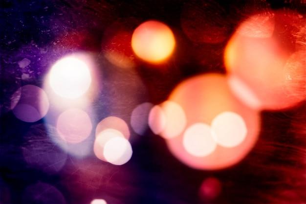 Праздничный новогодний фон. элегантный абстрактный фон с огнями и звездами