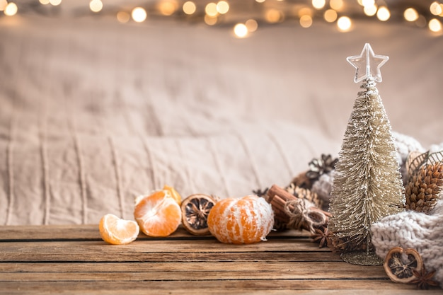 가정 장식 축제 크리스마스 아늑한 분위기