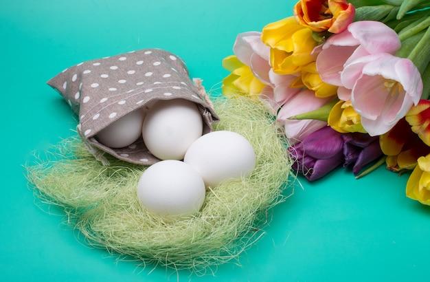 축제 부활절 달걀