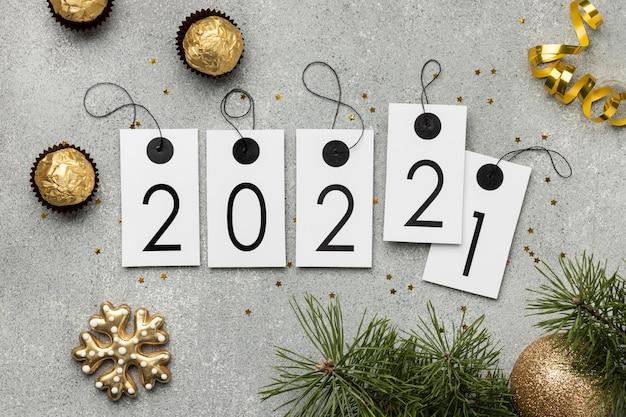 お祝いの新年2022アレンジメント