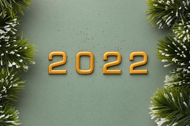 お祝いの新年2022年の品揃え
