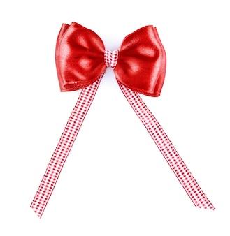 お祝いの赤い弓