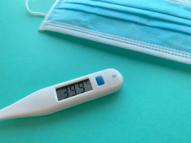 Fever in a thermometer