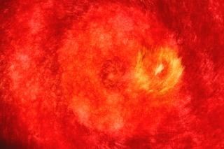 Fiery grunge texture  surface