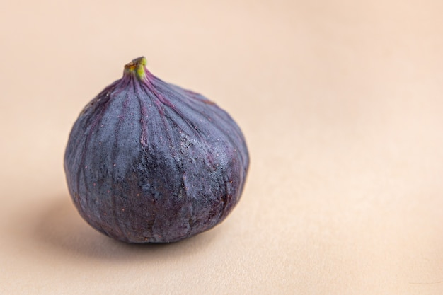 Fig fruit fresh figs snack on the table copy space food background diet keto or paleo diet veggie