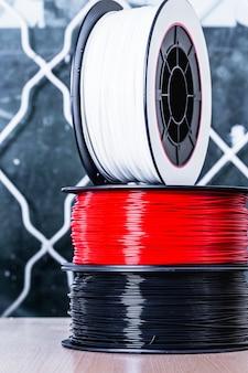 Filament for 3d printer crystal