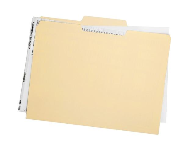 Папка с файлами с документами