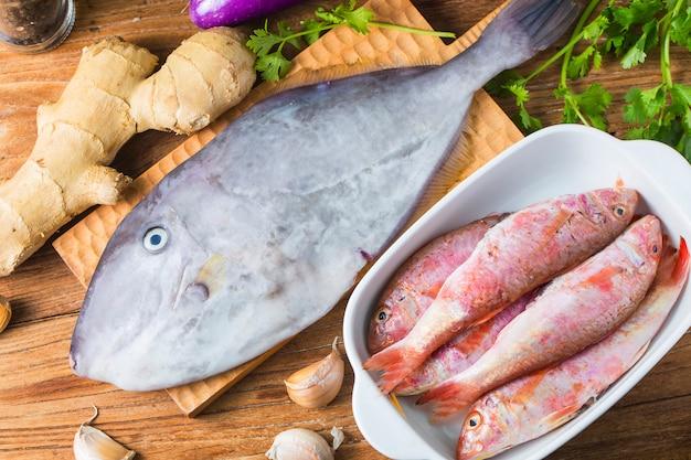 Filefish、スレッドセイルフィッシュフィッシュ、