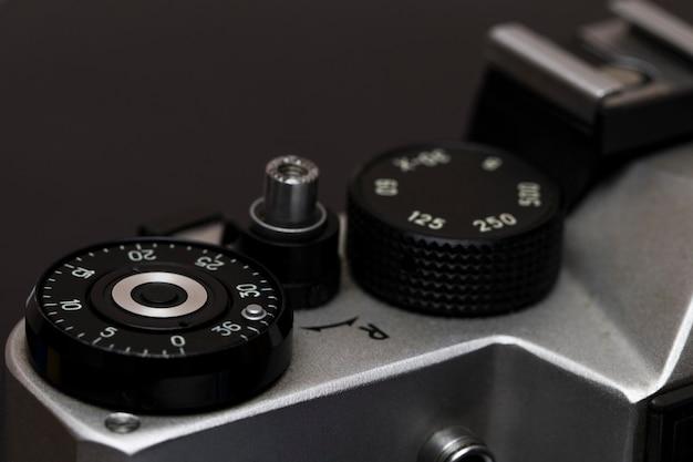 過去に人気のあったフィルムカメラ。