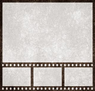 Film strip grunge