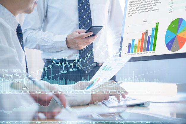 Finance and investment risk analysis