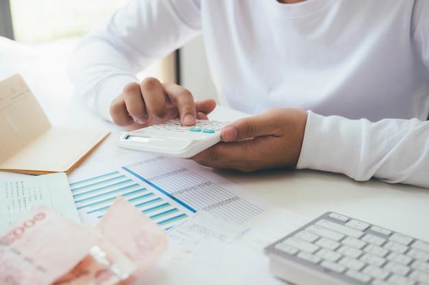 Finances saving economy concept.