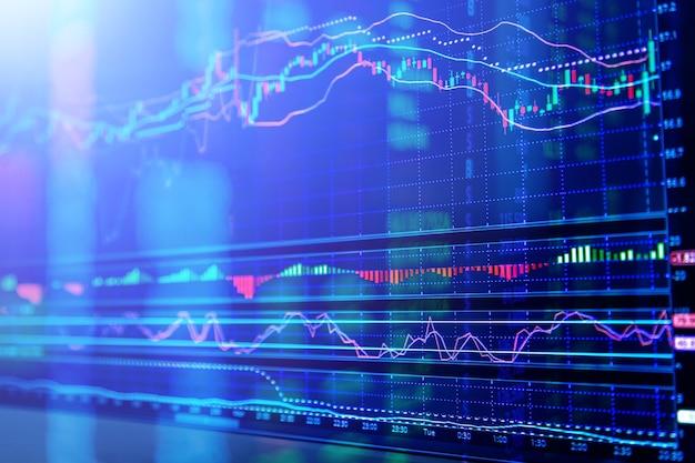 금융 비즈니스 그래프