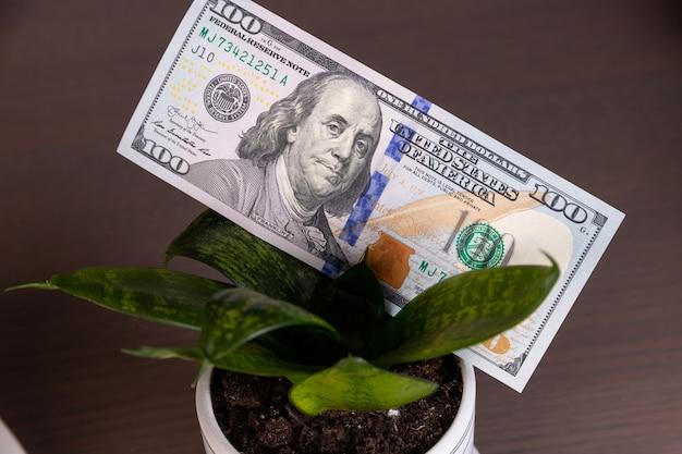 金銭的利益の概念