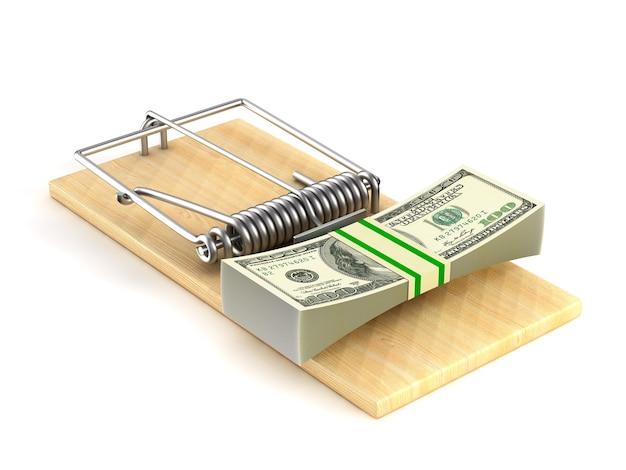 ホワイトスペースの財務リスク