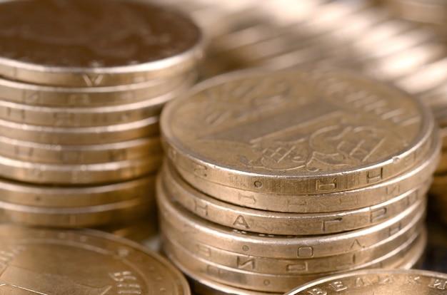 Financial success ukrainian money for rich life concepts
