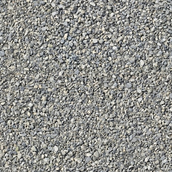 Fine gravel with sharp edges of gray colorbackground or texture