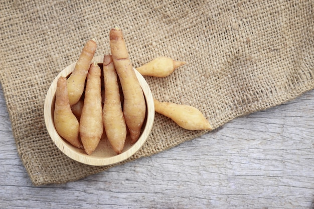 Finger root for healthy ingredient