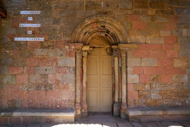 Finisterre church end of camino de santiago