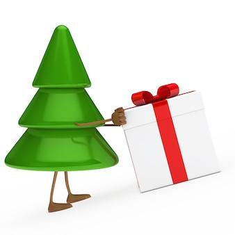 Елка проведение рождественский подарок