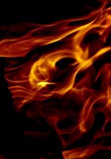 Fire, explosion, beautiful