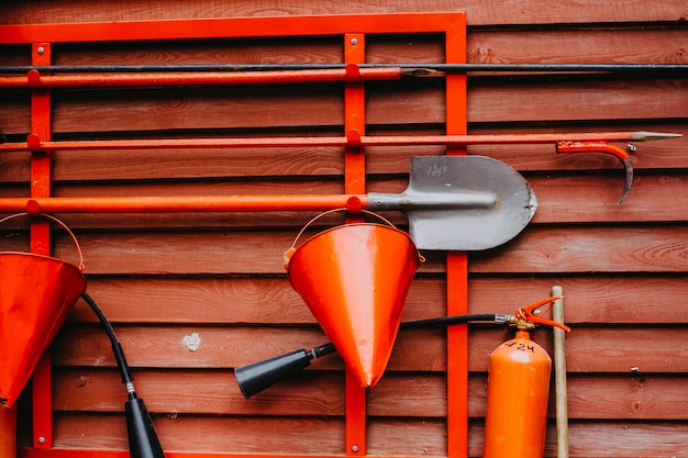 Fire first aid tools