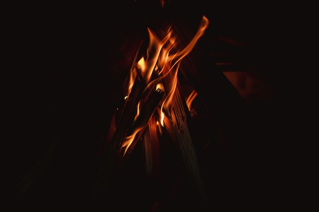 Fire flame heat burning abstract textured