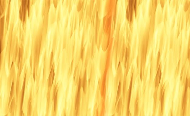 火炎テクスチャ表面