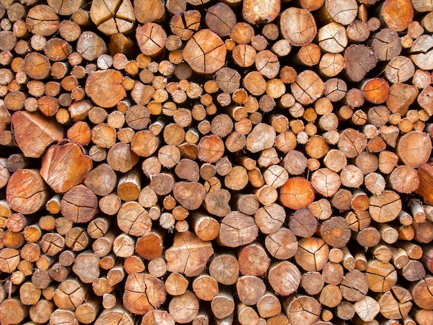 Fire wood texture background