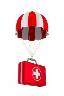 空白の応急処置キット
