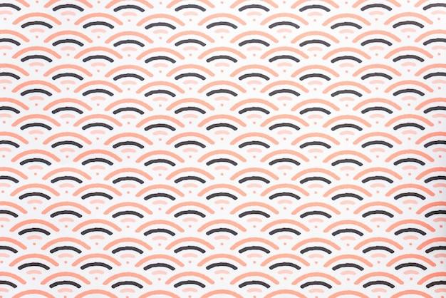 Texture di carta di pesce scala